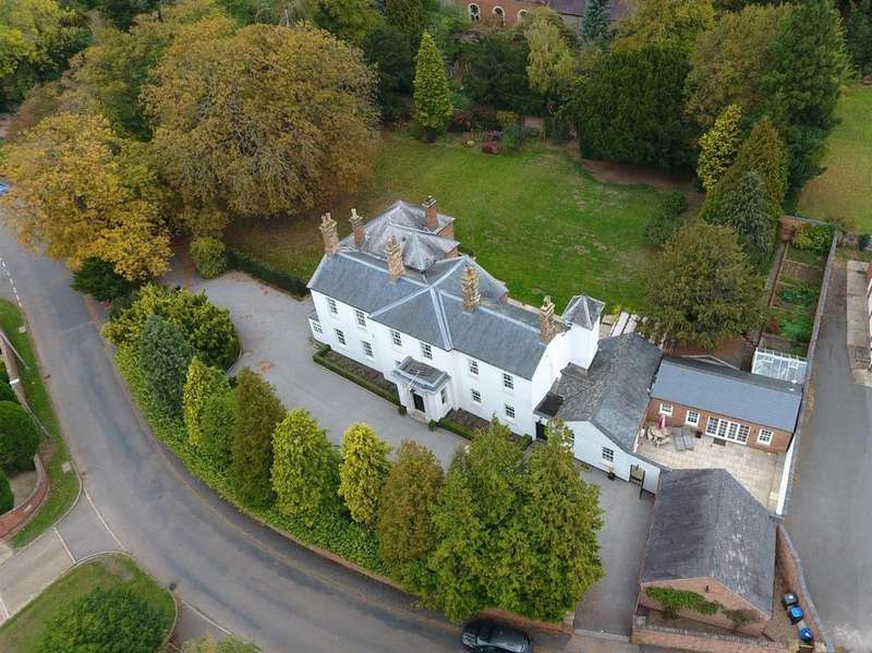 5 Bedrooms Unique Property for sale in Sibson, Leicestershire, CV13