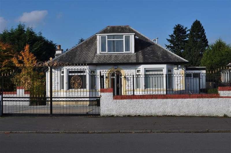 5 Bedrooms Detached Bungalow for sale in 48 Dolphin Road, Crossmyloof, G41 4DZ