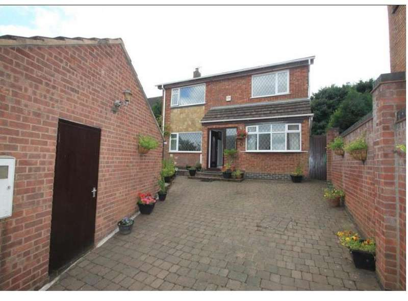 4 Bedrooms Detached House for sale in Church Street, Earl Shilton