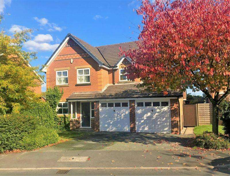 4 Bedrooms Detached House for sale in Banastre Drive, Newton-Le-Willows