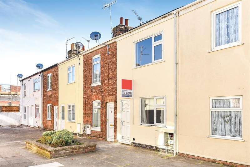 2 Bedrooms Terraced House for sale in Seagate Terrace, Long Sutton, PE12