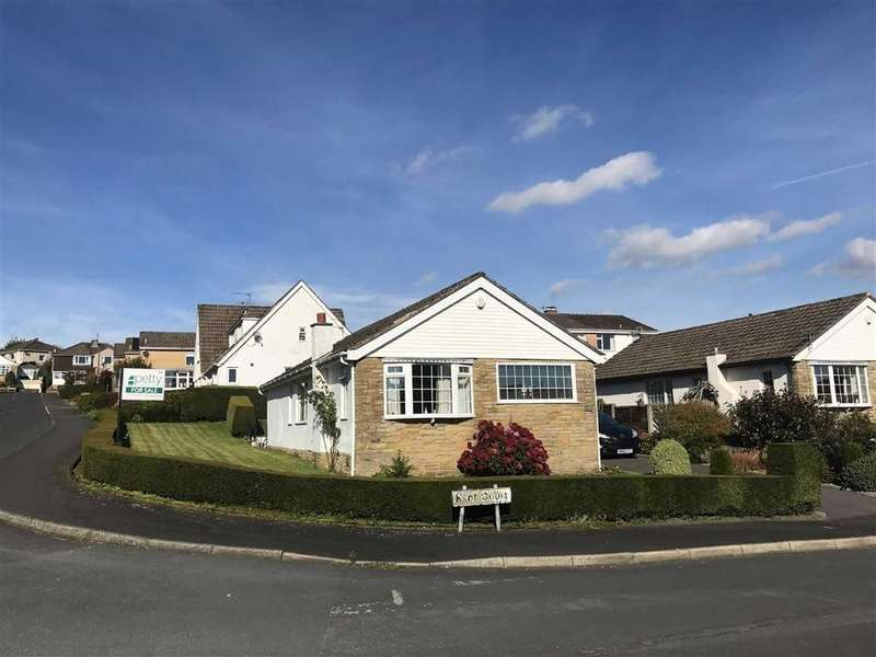 3 Bedrooms Detached Bungalow for sale in Kent Court, Barrowford, Lancashire