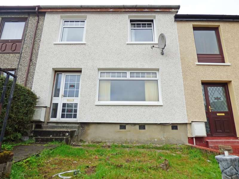 2 Bedrooms Terraced House for sale in 39, Sunnybrae, Aberdeen
