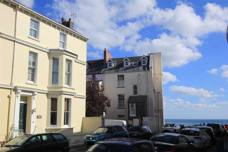 5 Bedrooms End Of Terrace House for sale in Hereford House, Sutton Street, Tenby, Pembrokeshire