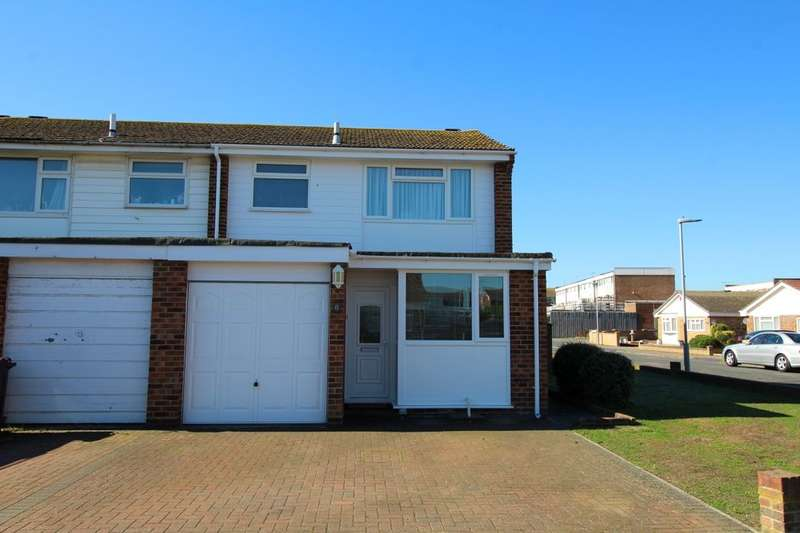 3 Bedrooms Property for sale in Jellicoe Close, Eastbourne, BN23