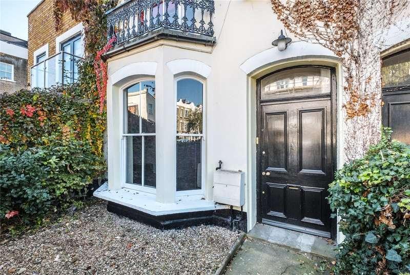 4 Bedrooms Terraced House for sale in Arthur Road, London, N7