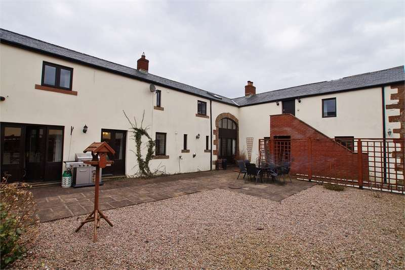 6 Bedrooms Mews House for sale in CA6 6AA Westlinton, Carlisle, Cumbria
