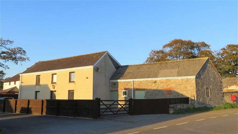 4 Bedrooms Property for sale in Llysonnen Road, Bancyfelin, Carmarthen