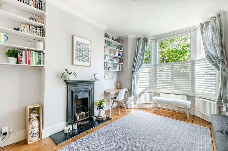 1 Bedroom Flat for sale in Copleston Road, Peckham, SE15