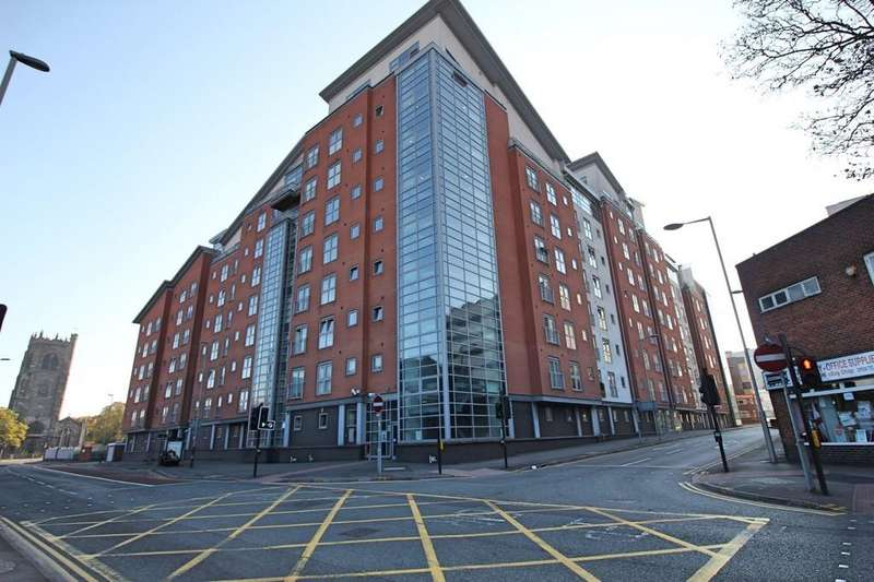 2 Bedrooms Apartment Flat for sale in Sanvey Gate, Leicester