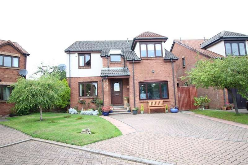 5 Bedrooms Detached House for sale in Marywell, KIRKCALDY, Fife