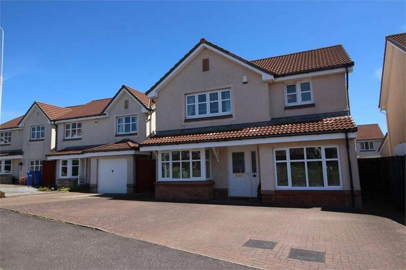 5 Bedrooms Detached House for sale in Mcintosh Parade, KIRKCALDY, Fife