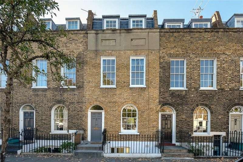 3 Bedrooms Terraced House for sale in Cloudesley Road, London, N1