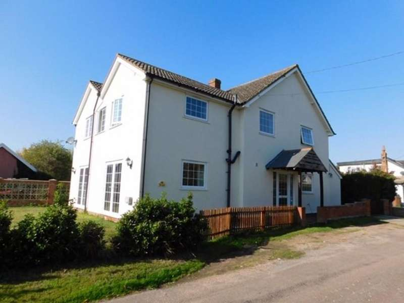 5 Bedrooms Detached House for sale in Wicks Lane, Forward Green, Stowmarket