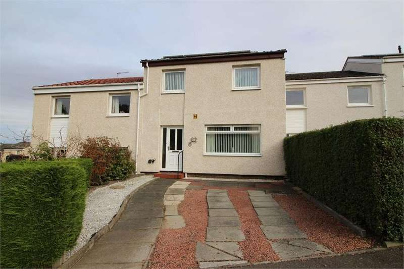 3 Bedrooms Terraced House for sale in Redcraigs, KIRKCALDY, Fife