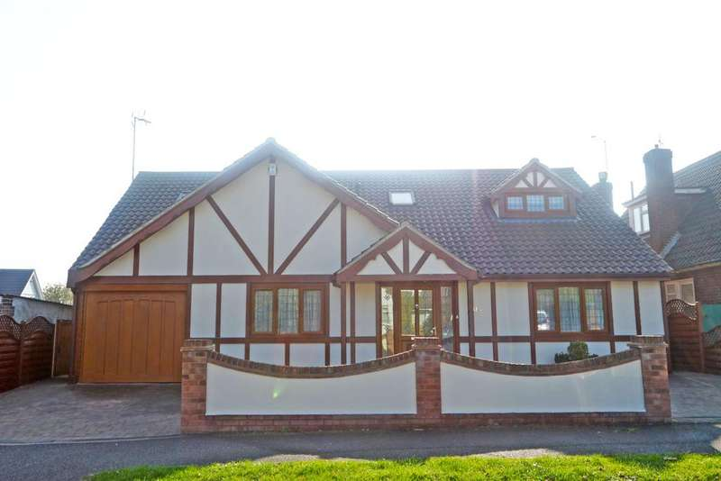 5 Bedrooms Detached House for sale in Scrub Lane, Hadleigh SS7