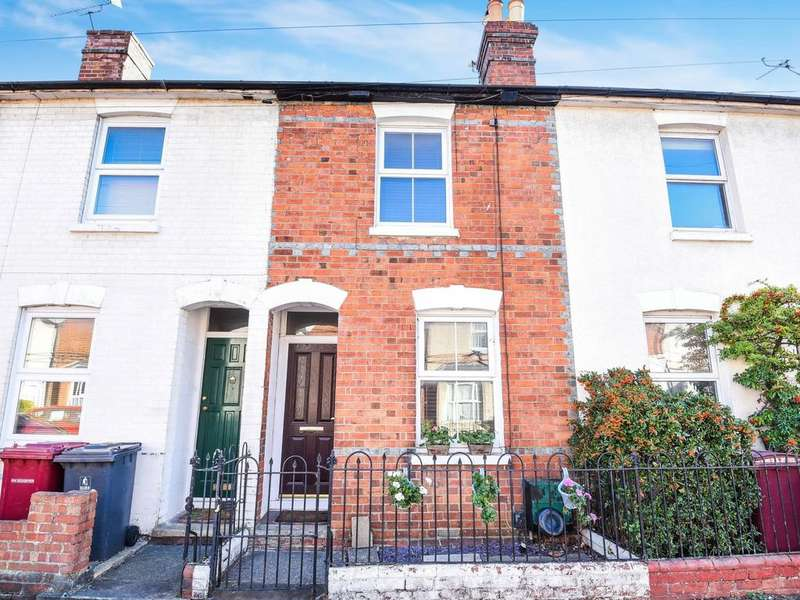 2 Bedrooms Terraced House for sale in Edgehill Street, Reading, RG1