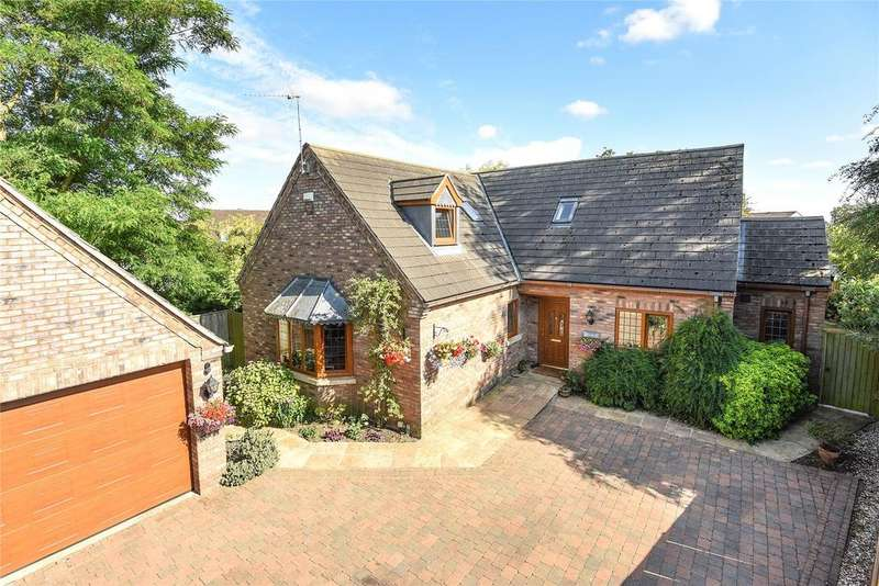 4 Bedrooms Detached House for sale in Westcliffe Road, Ruskington, NG34