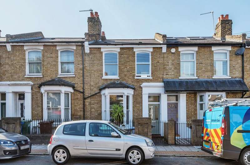 3 Bedrooms Terraced House for sale in Anstey Road Peckham SE15