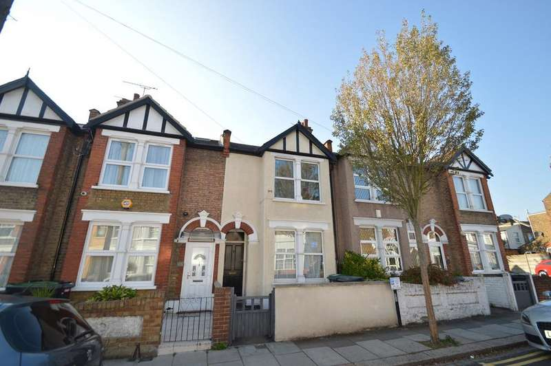 2 Bedrooms Terraced House for sale in Napier Road, London, N17