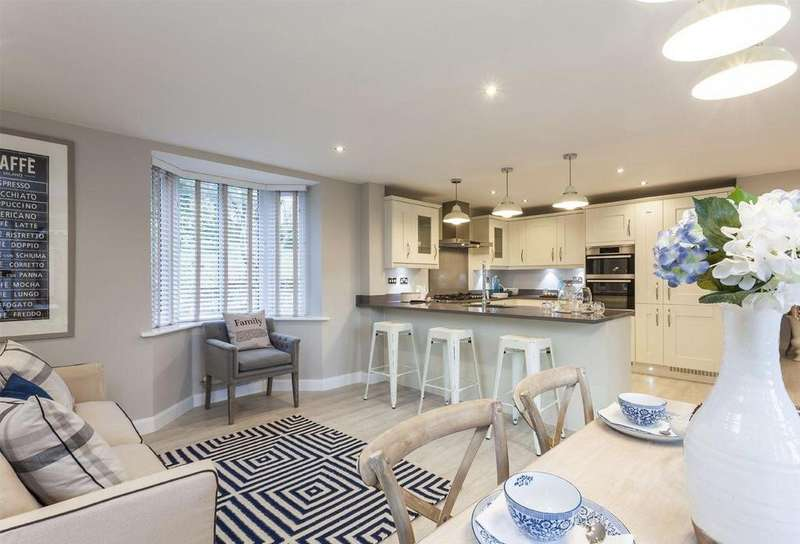 5 Bedrooms Detached House for sale in Doseley Park Telford