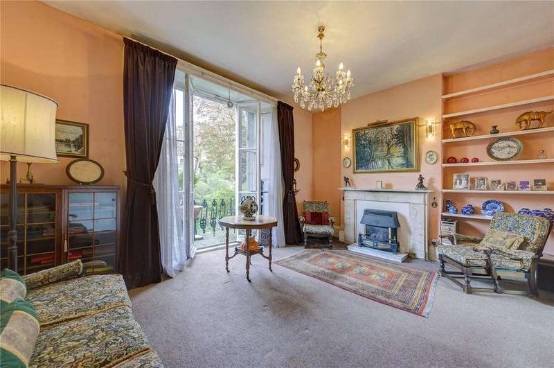 5 Bedrooms Terraced House for sale in Clarendon Road, Notting Hill