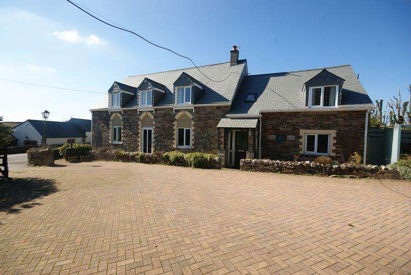 5 Bedrooms House for sale in West Taphouse, Lostwithiel