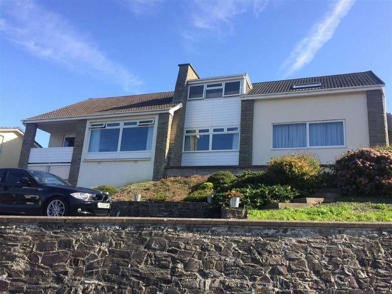 3 Bedrooms Detached House for sale in Penyranchor, Aberystwyth, Ceredigion, SY23
