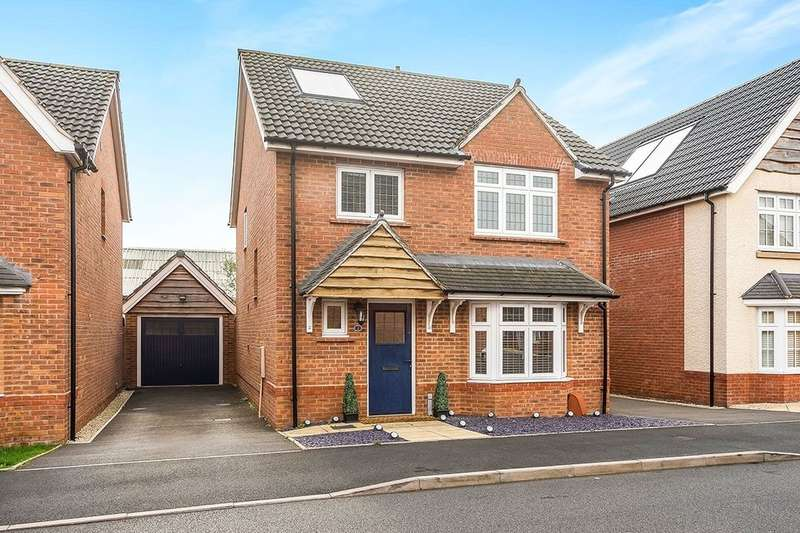 4 Bedrooms Detached House for sale in Lower Longlands, Tipton, DY4