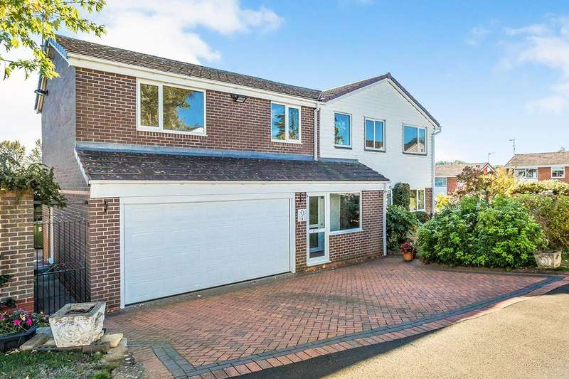 5 Bedrooms Detached House for sale in Leadbetter Drive, Bromsgrove, B61