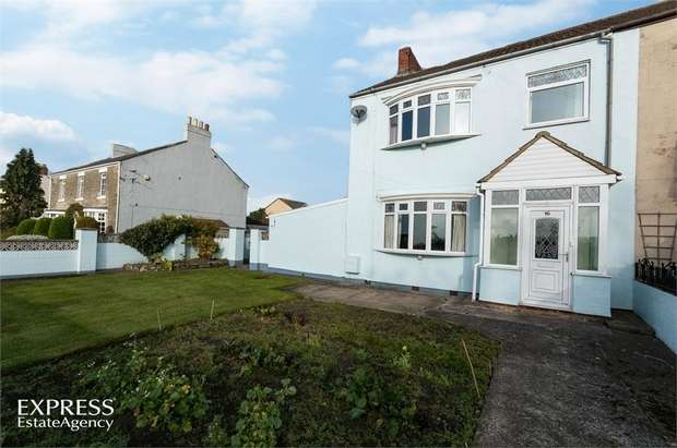 4 Bedrooms Semi Detached House for sale in Green Lane, Spennymoor, Durham