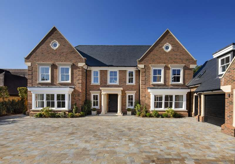 6 Bedrooms Detached House for sale in Burkes Road, Beaconsfield, HP9