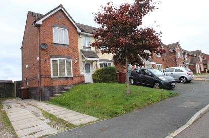 3 Bedrooms Semi Detached House for sale in Lindisfarne Avenue, Blackburn, Lancashire, ., BB2