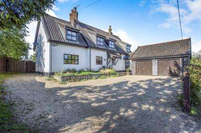 5 Bedrooms Detached House for sale in Fen Street, Rockland All Saints