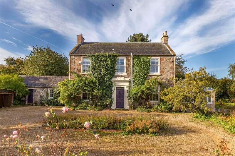 5 Bedrooms Detached House for sale in Cairnhall - Lot 1, Ochiltree, East Ayrshire, KA18