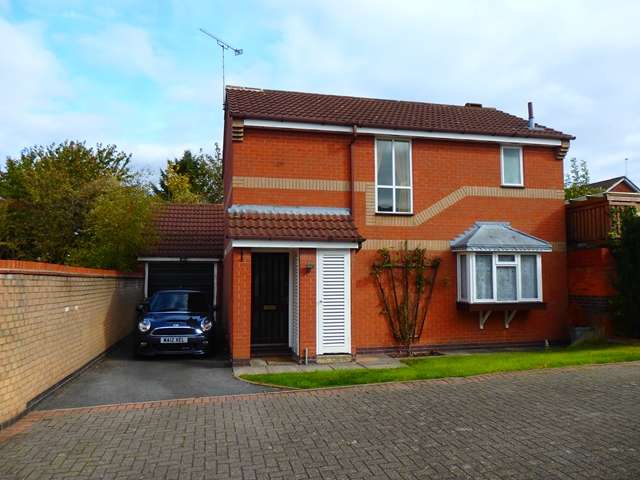 3 Bedrooms Detached House for sale in Ashleigh Court