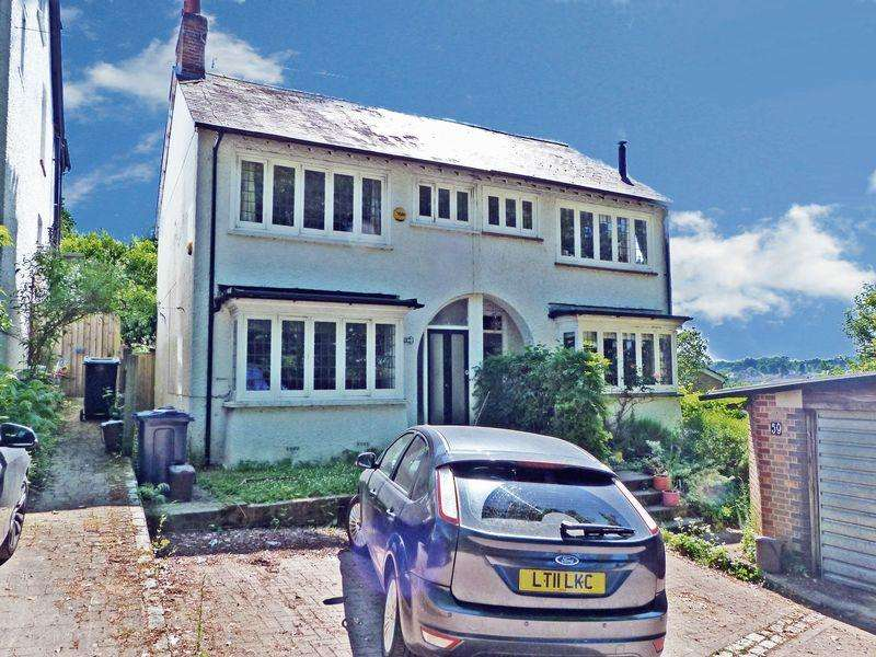 4 Bedrooms Semi Detached House for sale in Eskdale Avenue, Chesham