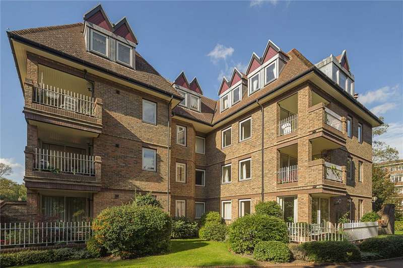 3 Bedrooms Flat for sale in The Oasthouse, Grange Road, Cambridge, CB3