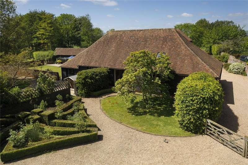 5 Bedrooms Detached House for sale in Withersdane Lane, Wye, Ashford, Kent