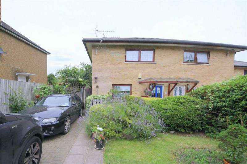 2 Bedrooms Semi Detached House for sale in Goldrill Drive, London