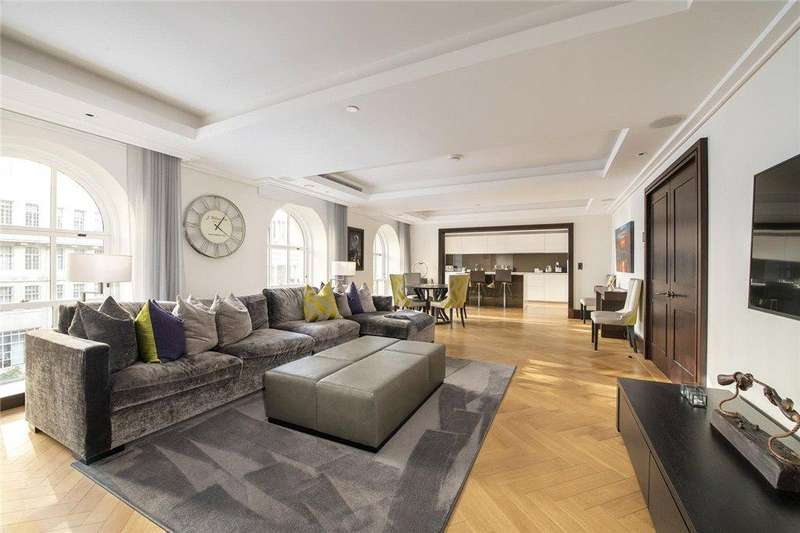 3 Bedrooms Apartment Flat for sale in Portland Place, London