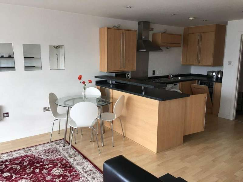 2 Bedrooms Apartment Flat for sale in Albion Street, Leeds, LS2 8ES
