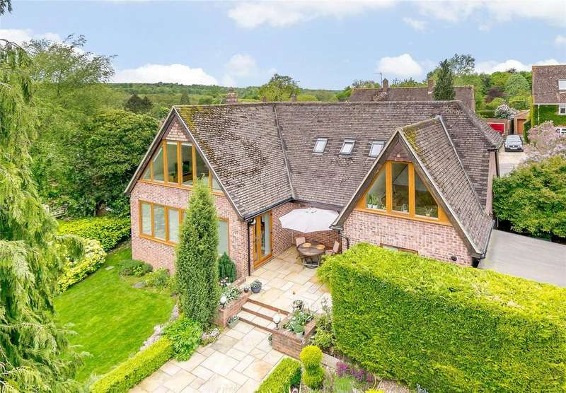 4 Bedrooms Detached House for sale in Chilton Foliat, Hungerford, Berkshire