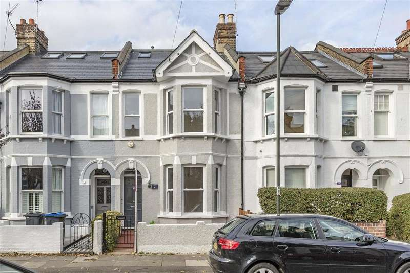 5 Bedrooms Terraced House for sale in Kingsley Road, Wimbledon