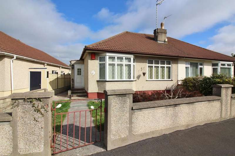 2 Bedrooms Bungalow for sale in Radley Road, Fishponds, Bristol, BS16 3TQ