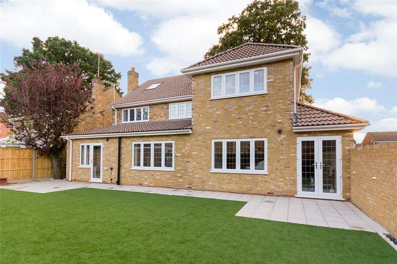 6 Bedrooms Detached House for sale in Hatch Lane, Windsor, Berkshire
