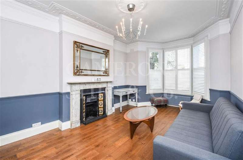 1 Bedroom Flat for sale in Charteris Road, Queens Park, London, NW6