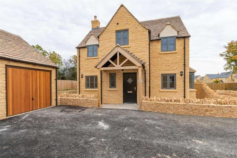 4 Bedrooms Detached House for sale in Suffolk Place, Bourton on the Water, Gloucestershire