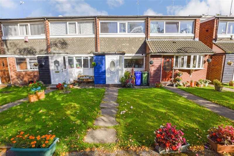 2 Bedrooms Terraced House for sale in Monaco Drive, Northenden, M22