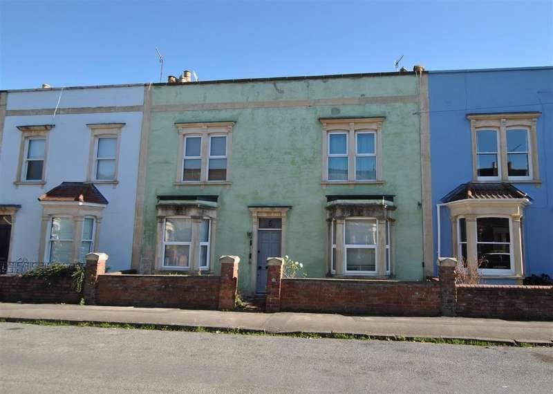 3 Bedrooms Terraced House for sale in Balmain Street, Totterdown, Bristol